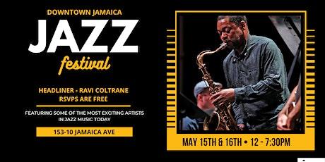 Downtown Jamaica Jazz Festival tickets