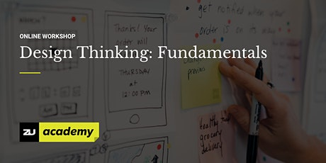 Design Thinking: Fundamentals tickets