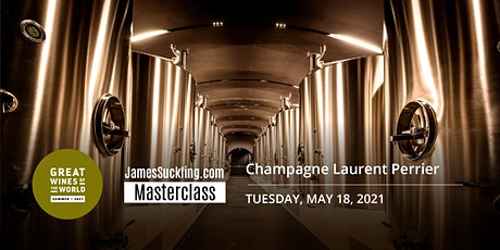 Great Wines of the World Masterclass: Champagne Laurent Perrier tickets
