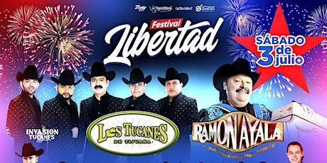 Los Tucanes de Tijuana, Ramon Ayala, Banda Los Sebastianes, El Yaki y mas tickets