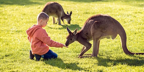An ADF families event: Oakvale Wildlife Park adventure, Hunter tickets