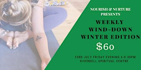 Weekly Wind-Down Workshop ~ Winter Edition tickets