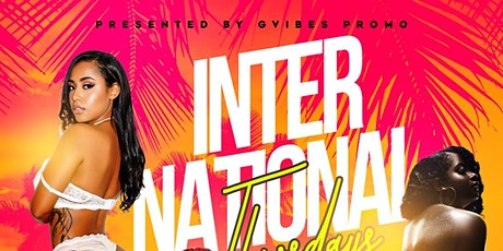 International Thursdays at The Spot Sports Grill and Bar tickets