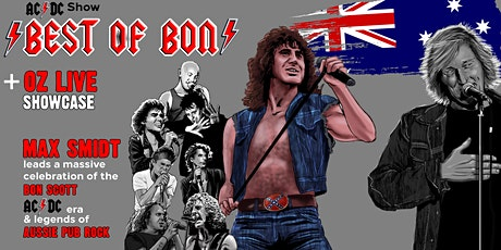 Best of Bon AC/DC and Oz Live showcase tickets
