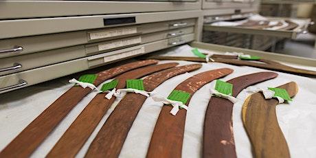 SA Museum Aboriginal Cultures Collection Storage Facility Tour & Workshop tickets