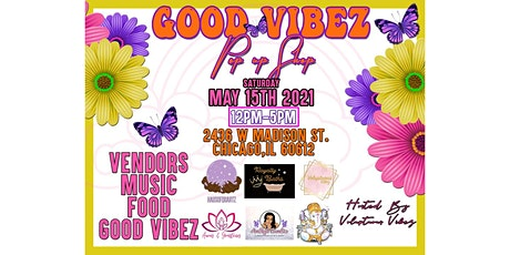 Good Vibez Only Pop-Up Shop tickets