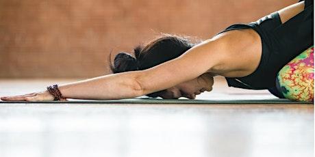 Yoga & Meditation for Self Compassion tickets