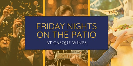 Friday Nights on the Patio tickets