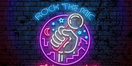 Rock The Mic: Karaoke Kickback tickets
