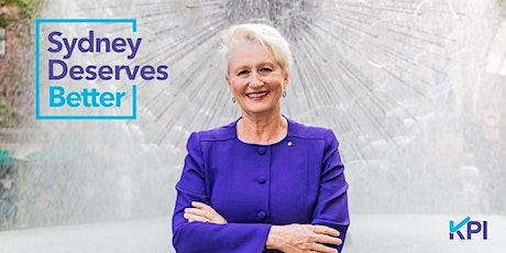 Dr Kerryn Phelps for Lord Mayor of The City of Sydney tickets