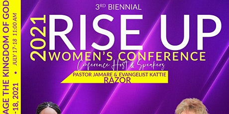 3rd Biennial Rise Up Women's Conference tickets