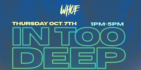 In Too Deep - Pool Party (22+) tickets