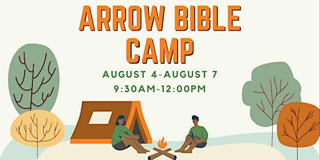 Arrow Bible Camp tickets