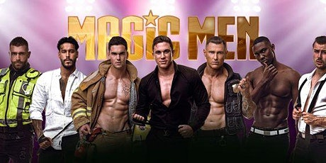 MAGIC MEN ALL STAR SYDNEY SHOW- FT Will tickets