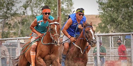 Sunday, Buffalo, Wyoming Days Indian Relay tickets