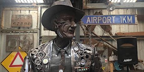 Tim Fischer Memorial Sculpture Unveiling tickets