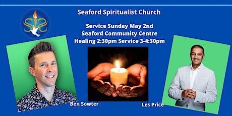 Seaford Spiritualist Church Service tickets