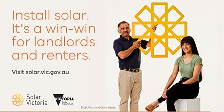 Solar for Renters and Landlords tickets