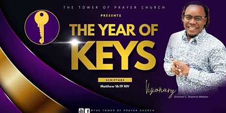The Tower of Prayer Sunday Worship Experience tickets