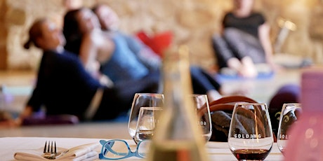 Winterlicious Yoga and  Wine at Golding Wines tickets