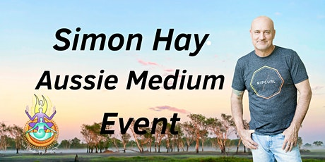 Aussie Medium, Simon Hay at the Swan Hill Club tickets