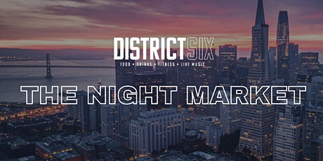 The Night Market tickets
