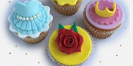 Mother's Day Cupcake Decorating workshop tickets