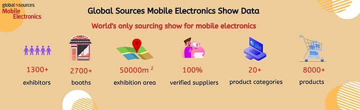 Global Sources Mobile Electronics Show image