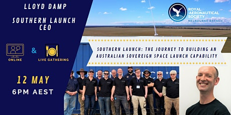Southern Launch: Building an Australian Sovereign Space Launch Capability tickets