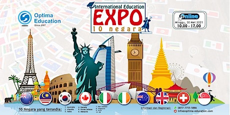 Virtual International Education Expo 2021 tickets