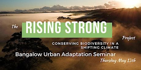 Bangalow Urban Adaptation Seminar tickets