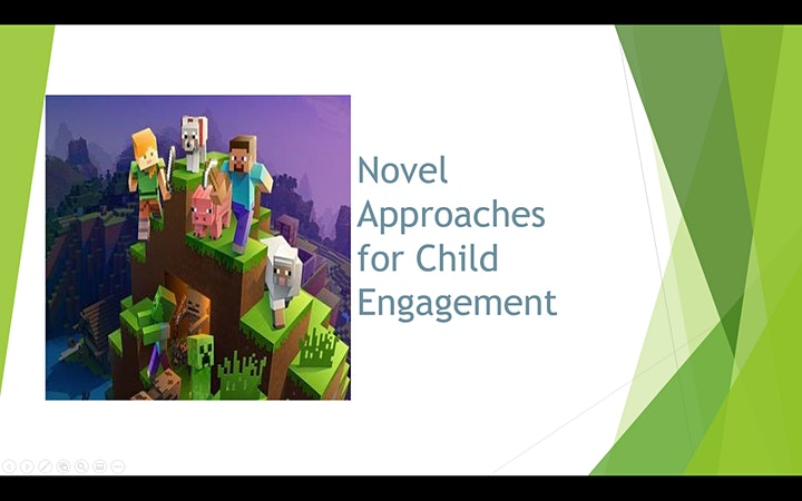 Novel Approaches for Child Engagement image