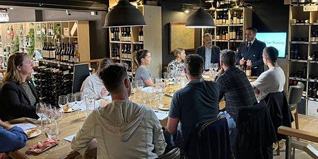 Barbera Wine Masterclass tickets