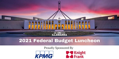 2021 Federal Budget Luncheon tickets