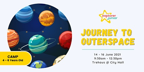 Journey to Outer Space Holiday Camp tickets