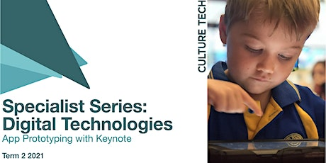 Specialist Series: Digital Technologies tickets