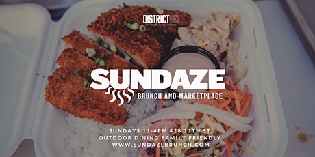 Sundaze Brunch & Marketplace tickets