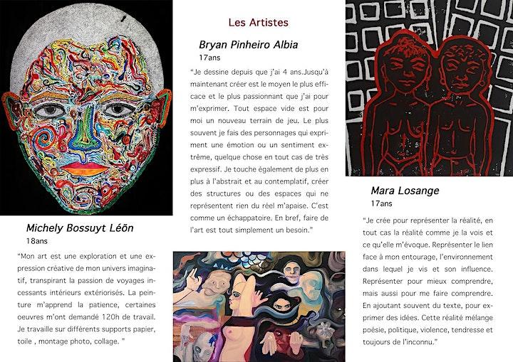 Image pour Re-Génération : Place à l'art et à la jeunesse - Musée du Vivant