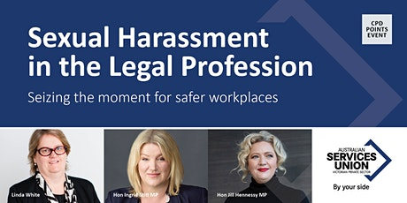 Sexual Harassment in the Legal Profession tickets