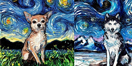 Paint Your Pet Starry Night Edition tickets