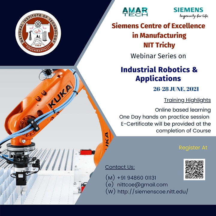 Industrial Robotics Applications image