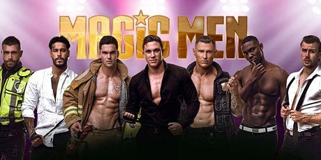MAGIC MEN ALL STAR BRISBANE SHOW - Ft Will tickets