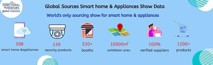 Global Sources Smart Home & Appliances Show image