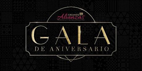 Gala de Aniversario tickets