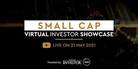 Small Cap 2021 Showcase tickets