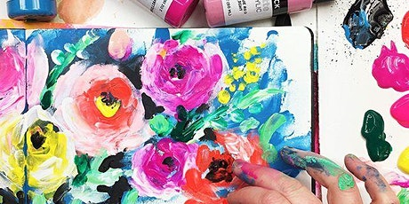 Stress Relief Painting: Finger Painting tickets