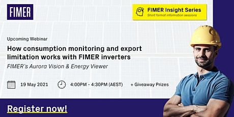 How consumption monitoring and export limitation works with FIMER inverters biglietti