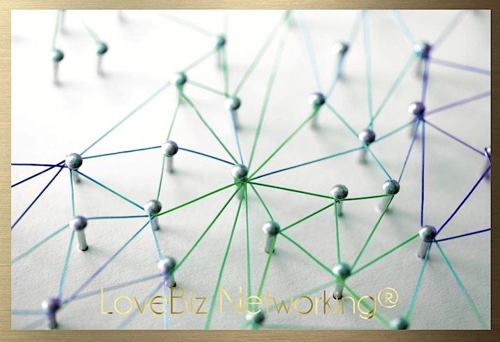 Birmingham Executive #LoveBiz Networking® Online Event image