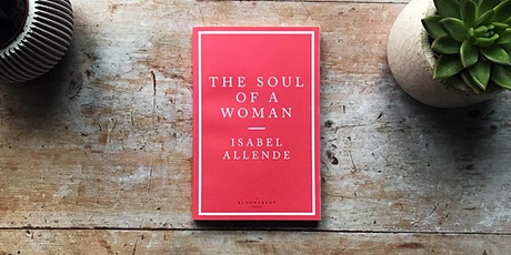 """Chicas Latinas' July Book Club """"The Soul of a Woman"""" tickets"""