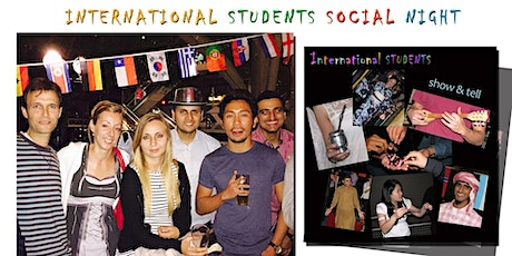 International Students Social Night ! tickets